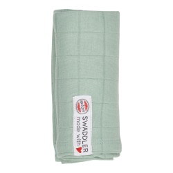 Lodger Swaddler 2 pcs set Silt Green