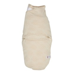 Lodger Bundler swaddle Irish Cream