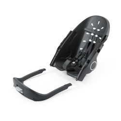 Stokke Stroller Seat with Footrest Black