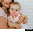 Suavinex oval soother clip