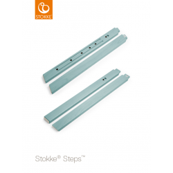 Stokke Steps Chair Legs Aqua Blue
