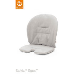 Stokke Steps Cushion seat Timeless Grey