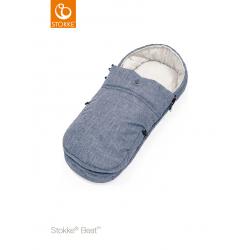 Stokke Stroller Softbag Blue Melange