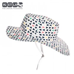 Kietla klobouček oboustranný s UV ochranou 2-4 roky Fun Fair