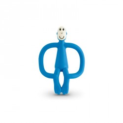 Matchstick Monkey zubní kartáček a kousátko 2v1