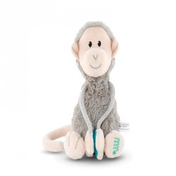 Matchstick Monkey Plush Monkey with Velcro Arm Medium