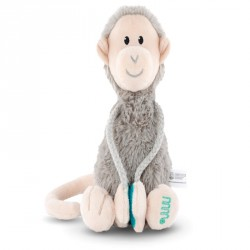 Matchstick Monkey Plush Monkey with Velcro Arm Large