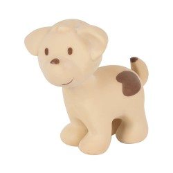 Tikiri Farm pure natural rubber teether & squeaker Puppy