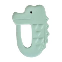Tikiri Safari kousátko z kaučuku Krokodýl