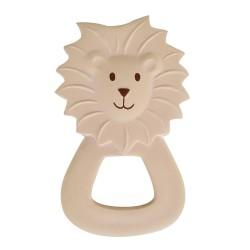 Tikiri Safari rubber teether Lion