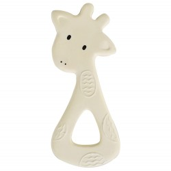 Tikiri Safari kousátko z kaučuku Žirafka