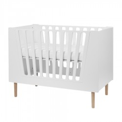 Done by Deer Baby Cot 60x120 cm