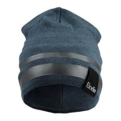 Elodie Details zimní bavlněná čepice 0-6m Juniper Blue