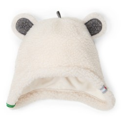 Lodger čepice Hatter Fleece Teddy 0-3m
