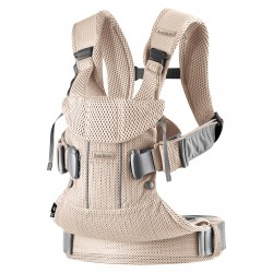 BabyBjörn carrier One 3D Mesh Pearly Pink