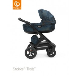 Stokke Trailz carrycot Black