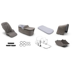 Bugaboo Fox style set Mineral Taupe