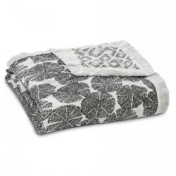 Aden + Anais Silky Soft Dream Blanket In Motion