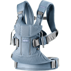 BabyBjörn carrier One 3D Mesh Slate Blue