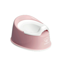 BabyBjörn nočník Smart Powder Pink