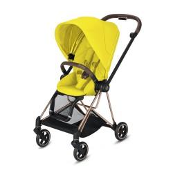 Cybex Mios Seat Pack sada potahů 2020 Mustard Yellow