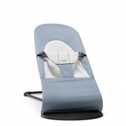 BabyBjörn Bouncer Balance Soft Jersey Blue/Grey