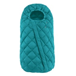 Cybex Snøgga footmuff River Blue