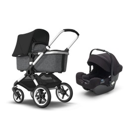 Bugaboo Fox set Black