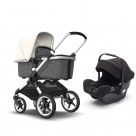Bugaboo Fox set Fresh White