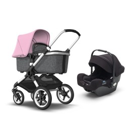 Bugaboo Fox set Soft Pink