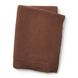 Elodie Details vlněná deka 70x100cm Burned Clay
