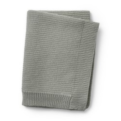 Elodie Details vlněná deka 70x100cm Mineral Green
