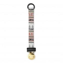 Elodie Details pacifier clips Desert Weaves