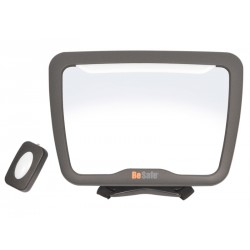 BeSafe baby mirror XL² with light