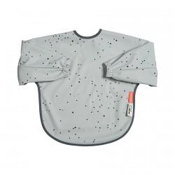 Done by Deer Sleeved Bib 18m+ Dreamy Dots
