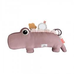 Done by Deer aktivní hračka Croco Růžová