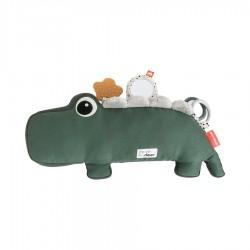 Done by Deer aktivní hračka Croco Zelená
