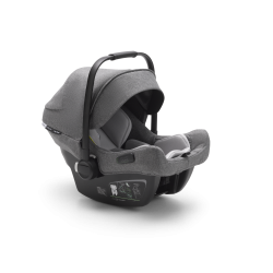 Bugaboo Turtle Air by Nuna Grey Melange