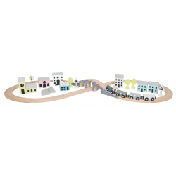 Jabadabado Train set
