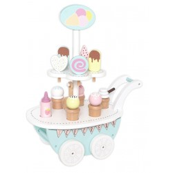 Jabadabado Ice cream trolley