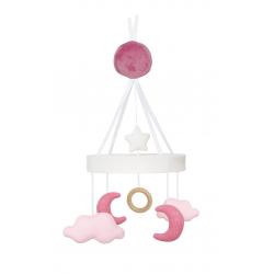 Jabadabado Music mobile Cloud/Moon Pink