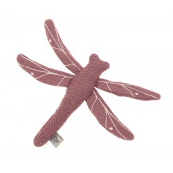 Lässig Knitted Toy with rattle & crackle, Garden Explorer Dragon-Fly