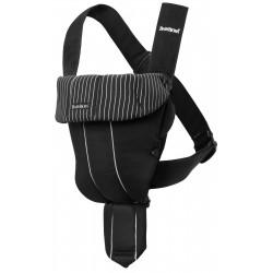 BabyBjörn nosítko Original Black/Pinstripe