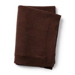Elodie Details vlněná deka 70x100cm Chocolate