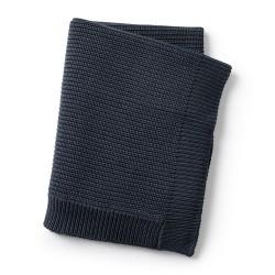 Elodie Details vlněná deka 70x100cm Juniper Blue
