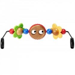 BabyBjörn dřevěná hračka k lehátku Balance