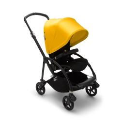 Bugaboo Bee⁶ komplet Black/Lemon Yellow