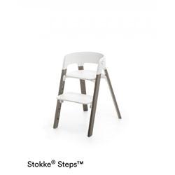 Stokke Steps židlička Hazy Grey