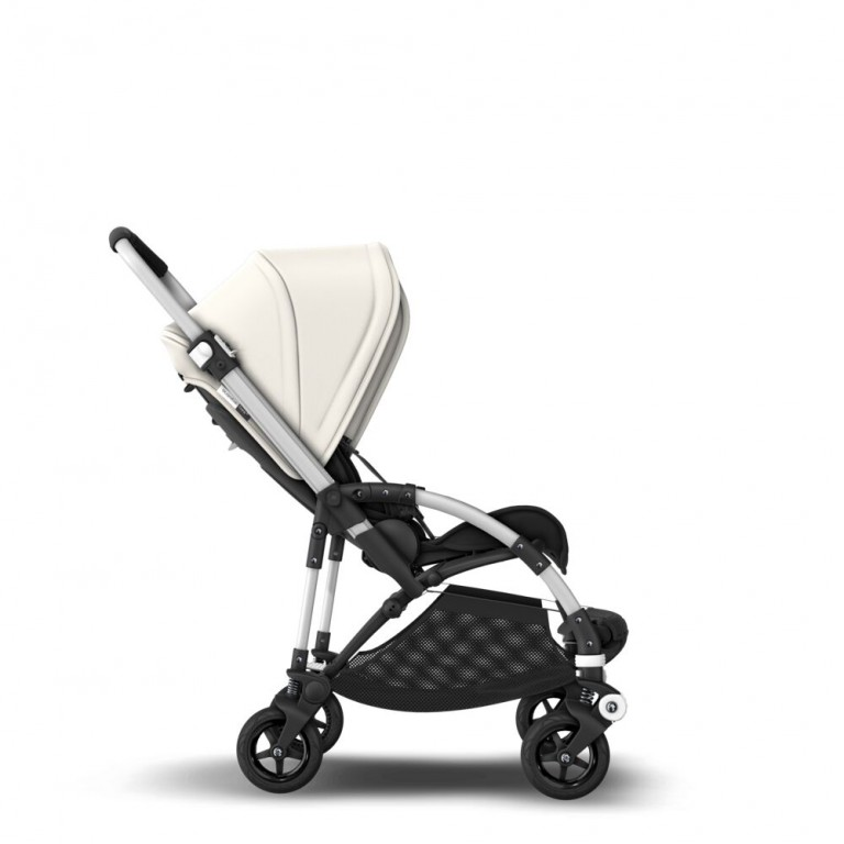 Bugaboo Bee5 complete Alu/Black/Fresh White