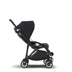 Bugaboo Bee5 complete Alu/Steel Blue/Soft Pink